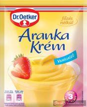 Dr.Oetker Aranka vanilia ízű krémpor 68g