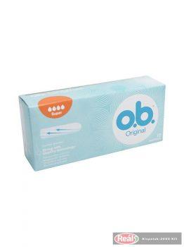 O.B. tampon 16db Super