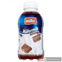 Müller tej 400g csoki PET