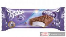Milka csokoládés hűtöt tej snack 32g