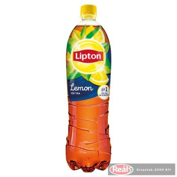 Lipton Icetea 1,5l citrom ízű PET