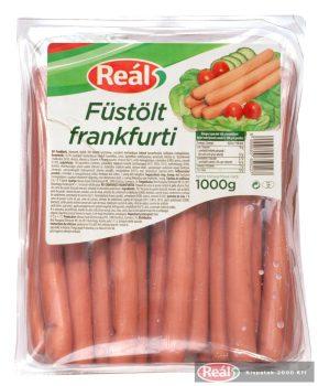 Reál frankfurti baromfi virsli 1kg
