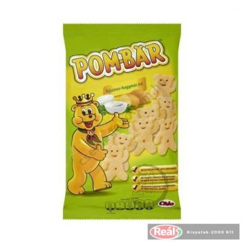 Chio Pom Bar 50g tejszín-újhagyma
