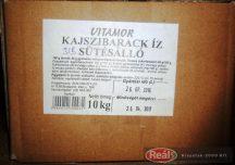 Vitamor dobozos kajszi íz sütésálló 10kg