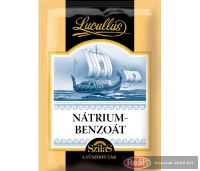 Lucullus nátrium benzoát 15g