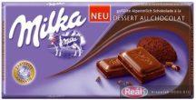 Milka táblás csokoládé 100g chocolate desszert