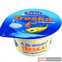 Treszka majorannás halsaláta 140g
