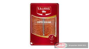 Tauris szalámi 55g csípős